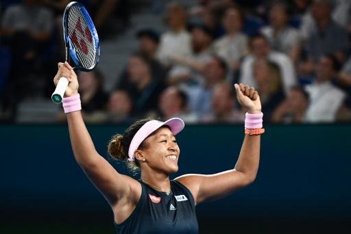 Open d'Australie: Osaka jouera sa première finale à Melbourne, contre Kvitova