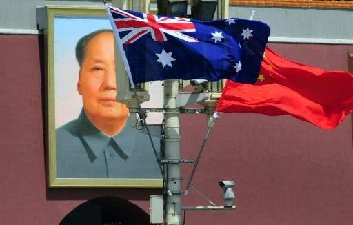 Canberra exige que la Chine traite
