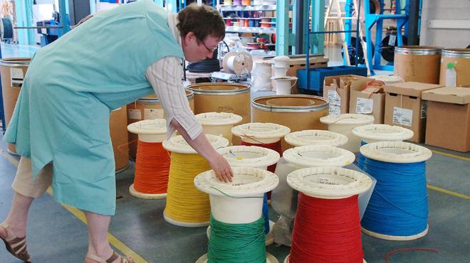 Le fabricant de câble Nexans annonce des dizaines de pertes d'emploi en Belgique