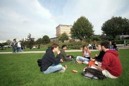 Près de 800.000 personnes ont pris part au programme Erasmus+ en 2017