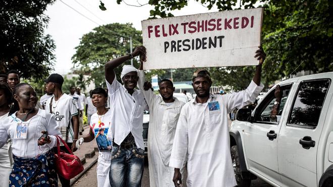 République Démocratique du Congo: Félix Tshisekedi a prêté serment comme nouveau président