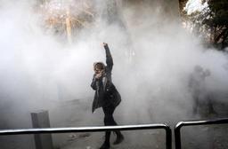 L'Iran a arrêté plus de 7.000 dissidents en 2018, selon Amnesty International