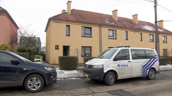 Incendie à Chapelle-lez-Herlaimont: une petite fille de 5 ans est décédée