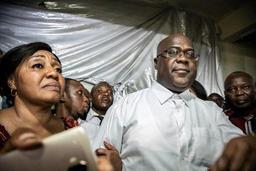 Le président Tshisekedi promet la libération de