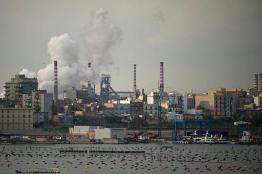 Usine polluante: la CEDH appelle Rome à agir