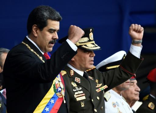 L'armée vénézuélienne, colonne vertébrale de Maduro