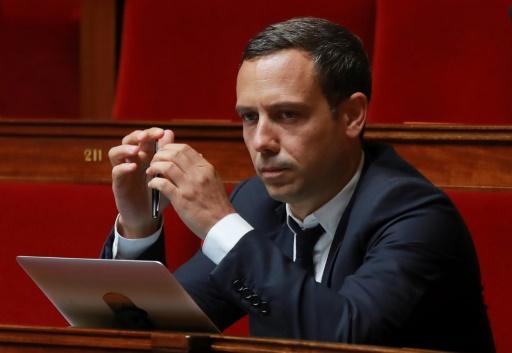 Le député LREM Adrien Taquet nommé secrétaire d'État à la Protection de l'enfance