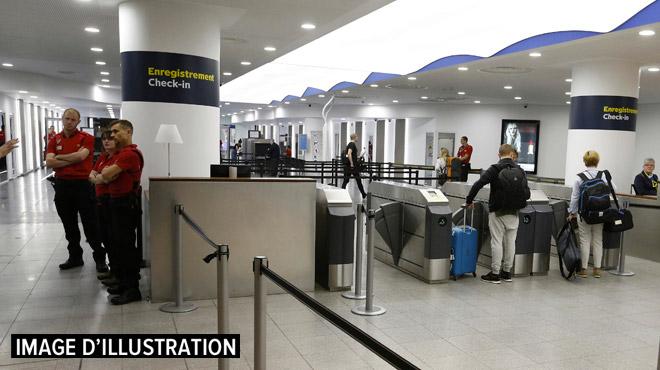 Trafiquant arrêté à la gare du Midi: il transportait des boules de drogue dans son corps
