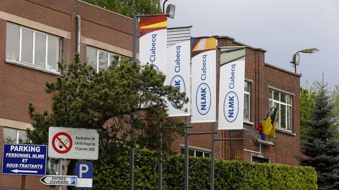 NLMK Clabecq: la Wallonie injecte 100 millions d'euros pour les investissements de NLMK Europe