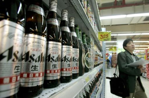 Le japonais Asahi acquiert la brasserie historique de la