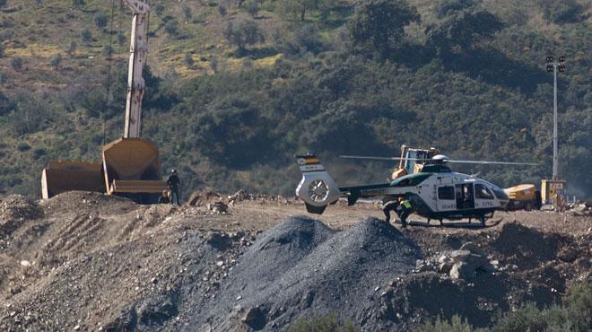 Sauvetage du petit Julen, tombé dans un puits en Espagne: les mineurs sont à moins d'un mètre