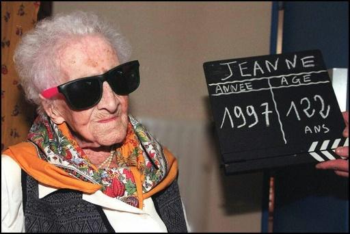 Jeanne Calment :