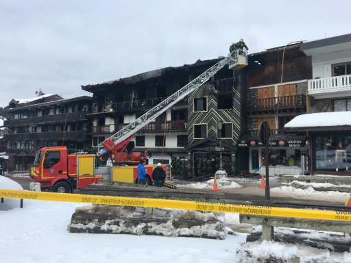 Incendie mortel à Courchevel: la piste criminelle