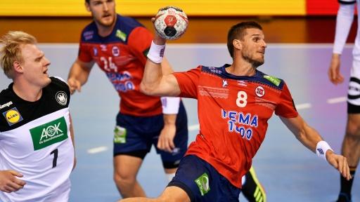 Hand: la Norvège rejoint le Danemark en finale du Mondial