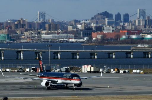 Retards en pagaille dans un aéroport new-yorkais à cause du