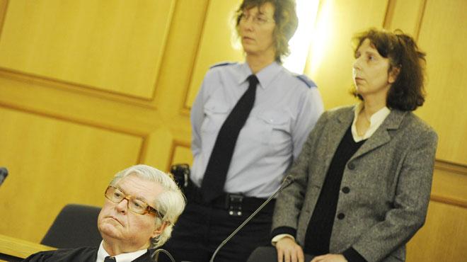 Il y a 12 ans, Geneviève Lhermitte avait tué ses 5 enfants: condamnée à la réclusion à perpétuité, elle demande sa libération