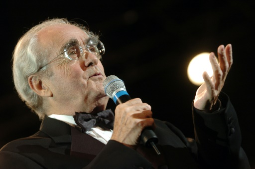 Musique: décès du compositeur français Michel Legrand