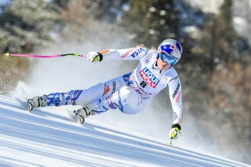 Ski: Vonn forfait à Garmish, sa carrière en suspens