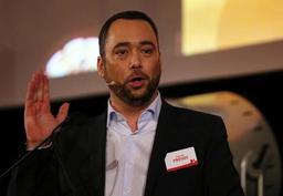 Maxime Prévot est élu président du cdH avec 85% des voix des militants