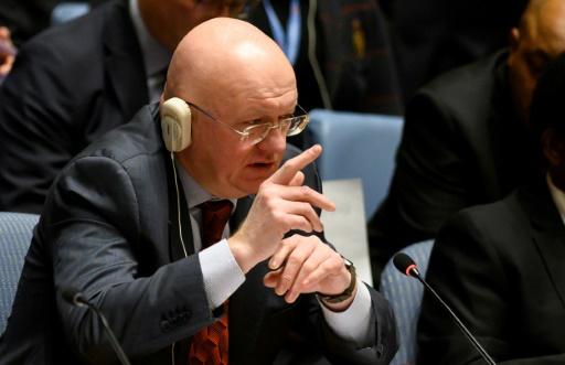 Et si on parlait des +gilets jaunes+ au Conseil de sécurité?
