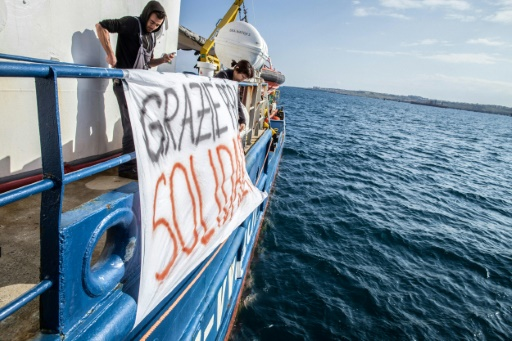 Italie : Matteo Salvini menace les sauveteurs de migrants de poursuites judiciaires