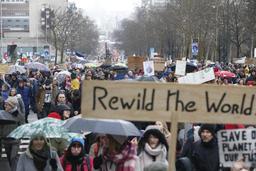 Marche pour le climat: la SNCB satisfaite d'avoir renforcé son offre de transport