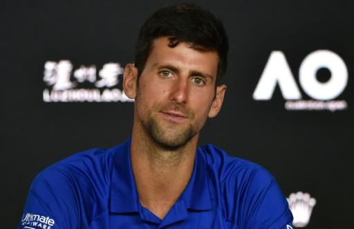 Open d'Australie - Djokovic: