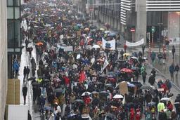 Marche pour le climat: