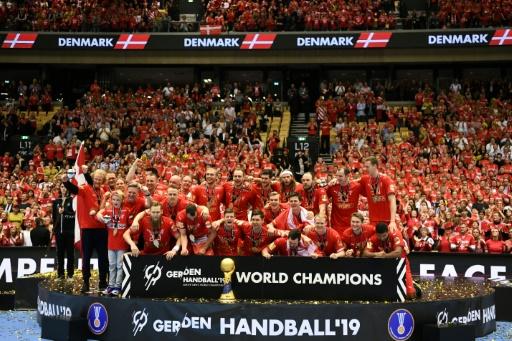 Hand: magistral, le Danemark remporte son premier titre mondial