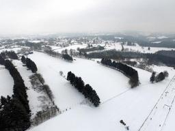 Nouvelles chutes de neige en vue
