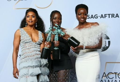 Les lauréats des SAG Awards