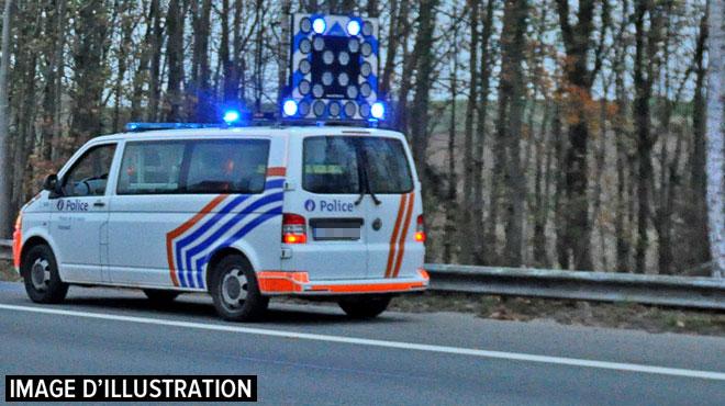 Beaucoup de soucis sur les routes belges ce matin: des accidents se sont produits un peu partout dans le pays