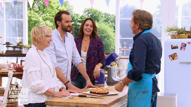 Le Meilleur Pâtissier: Jérôme Anthony présente son divorcé lors de la finale, mais il manque un élément