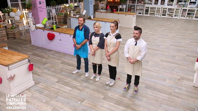 Qui a remporté le Meilleur pâtissier célébrités?