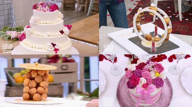 Le Meilleur Pâtissier: les célébrités doivent réaliser une demande en mariage avec un gâteau et y dissimuler une BAGUE!