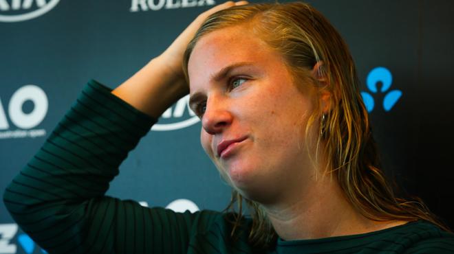 Flipkens et Van Uytvanck avancent en double — WTA Saint-Pétersbourg