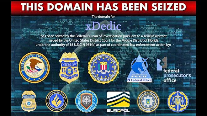 Joli coup de filet de la police belge: elle participe à une enquête internationale pour faire tomber un trafic de données piratées