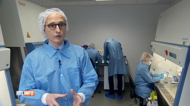 La Wallonie est en pointe en matière de thérapie cellulaire