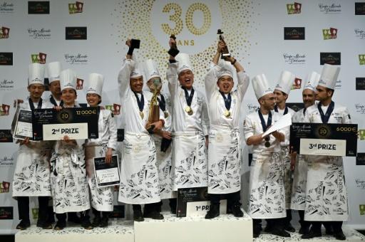 Pâtisserie: la Malaisie, championne du monde au terme d'une compétition vegan