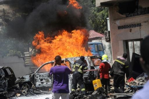 Somalie: au moins 2 morts dans un attentat à la voiture piégée