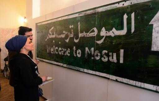Le musée de Mossoul, ravagé par l'EI, accueille sa première exposition