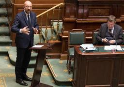 Le Premier ministre Charles Michel n'a pas promis de régularisation aux parents de Mawda