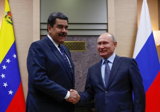 Au Venezuela, la Russie risque de perdre un allié et des milliards