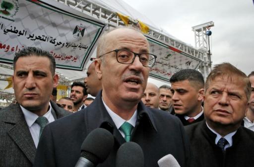 Le président Abbas accepte la démission du gouvernement palestinien
