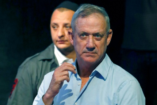 Législatives en Israël: le rival potentiel de Netanyahu lance sa campagne