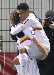 Croky Cup - Vainqueur à l'Union Saint-Gilloise 1-2, le FC Malines se qualifie pour la finale