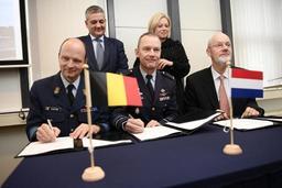 F-35 - Un général néerlandais salue le choix belge du F-35 pour