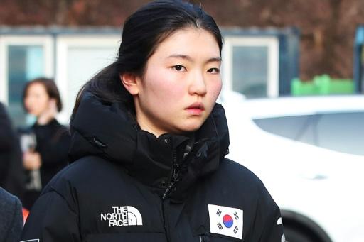 Corée du Sud: peine alourdie pour l'entraîneur  qui frappait une championne olympique