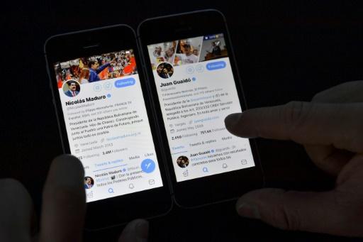 Les réseaux sociaux, porte-voix de l'opposition vénézuélienne