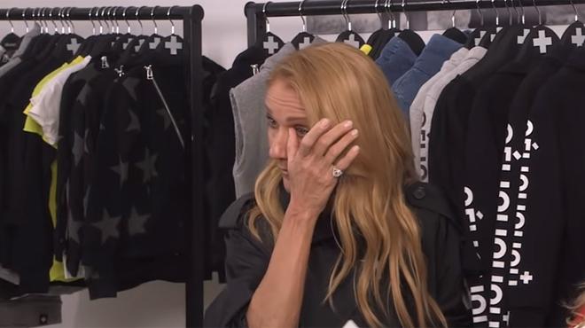 Céline Dion en larmes: la chanteuse très émue en racontant